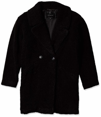Lucky Brand Women's Teddy Coat
