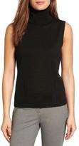 Women's Emerson Rose Silk & Cashmere Blend Turtleneck Shell