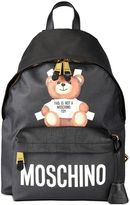 Moschino Not A Toy Black Backpack