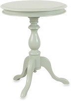 Bed Bath & Beyond Carolina Chair & Table Antique Gilda Side Table - Ivory