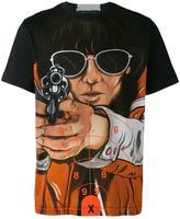 Christopher Kane target print T-shirt - men - Cotton - L