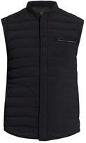 Vince Quilted Down Nylon Gilet