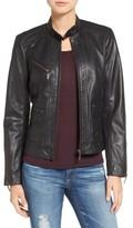 Bernardo Women's Kirwin Leather Jacket