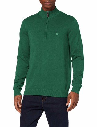Izod Men's 12GG 1/4 Zip Sweater