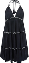 Accessorize Contrast Stitch Cami Dress