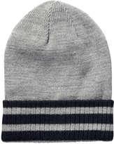 Joe Fresh Toddler Boys' Rib Knit Hat, Blue (Size 1-3)