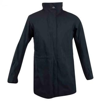 Hermes Navy Synthetic Jackets