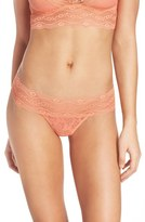 B.Tempt'd 'Lace Kiss' Thong (3 for $30)