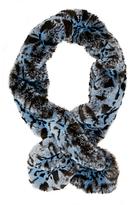 John Lewis Faux Fur Wrap
