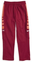 Nike 'Elite' Therma-FIT Pants (Toddler Boys & Little Boys)