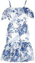 GUESS Off-the-Shoulder Dress (7-16)