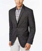 Alfani Men's Big and Tall Textured Geo Sport Coat