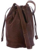 Shinola Drawstring Bucket Bag