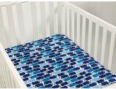 Jonathan Adler Party Whale Crib Sheet