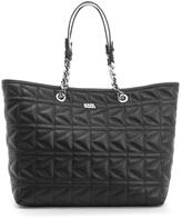 Karl Lagerfeld Women's K/Kuilted Shopper Bag Black