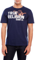 True Religion Buddha Approved Tee