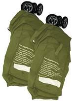 Prince Lionheart Stroller Gate Check Bag, 2 Pack