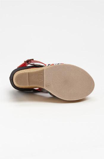 Mia Women's 'Ellie' Wedge Sandal