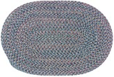 """Colonial Mills Woolux Braided Oval 60"""" x84"""" Rug"""