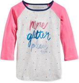 Tommy Hilfiger Graphic Stars T-Shirt, Big Girls (7-16)
