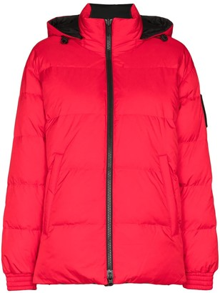 Moose Knuckles Claver puffer