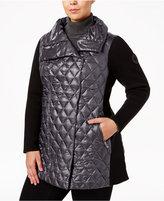 Calvin Klein Plus Size Down Jacket