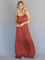 Blue Life Kate Maxi Slip Dress in Sienna