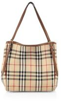 Burberry Canter Check Tote