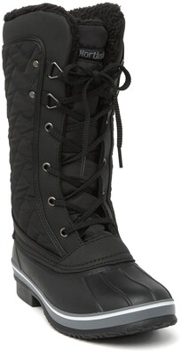 Northside Sacramento Faux Shearling Lined Duck Boot