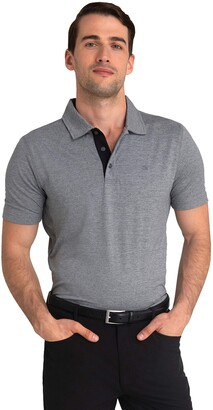 Calvin Klein Golf Men's Newport Polo | Dry Fit with UPF 30+ Sun Protection