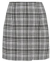 Off-White Plaid miniskirt