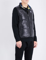Billionaire Boys Club Reversible quilted shell gilet