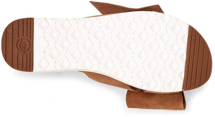 8aa1e6eb965 Joan II Flatform Sandals - Chestnut