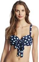 CoCo Reef Women's High Tide Mix The Five Way Bikini Bra