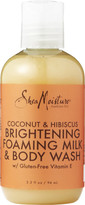 Shea Moisture SheaMoisture Coconut & Hibiscus Brightening Foaming Milk & Body Wash