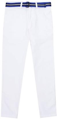 Polo Ralph Lauren Kids Cotton skinny pants