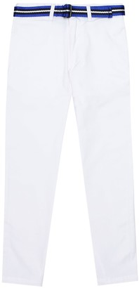 Polo Ralph Lauren Cotton skinny pants