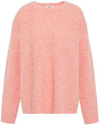 Acne Studios Melange Wool Sweater