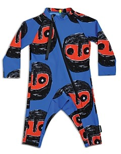 Nununu Boys' Ninja Swimsuit Coverall - Baby