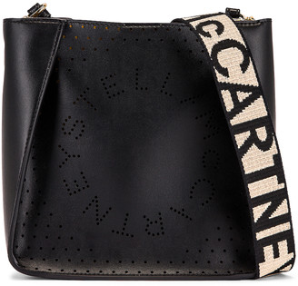 Stella McCartney Mini Crossbody Bag in Black | FWRD
