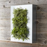 Williams-Sonoma Williams Sonoma Galvanized Vertical Wall Planter