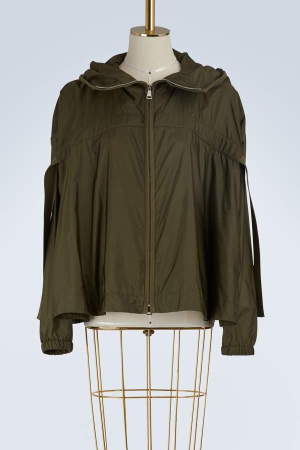 Moncler Lune hooded jacket