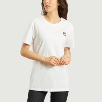 Bricktown World - White Cotton Soup T Shirt - cotton | white | s - White/White