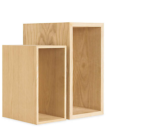 Design Within Reach Mini Stacked Shelving System
