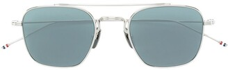 Thom Browne Tinted Square Sunglasses