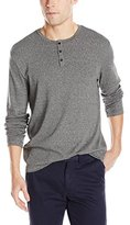 Kenneth Cole New York Kenneth Cole Men's Long Sleeve Henley