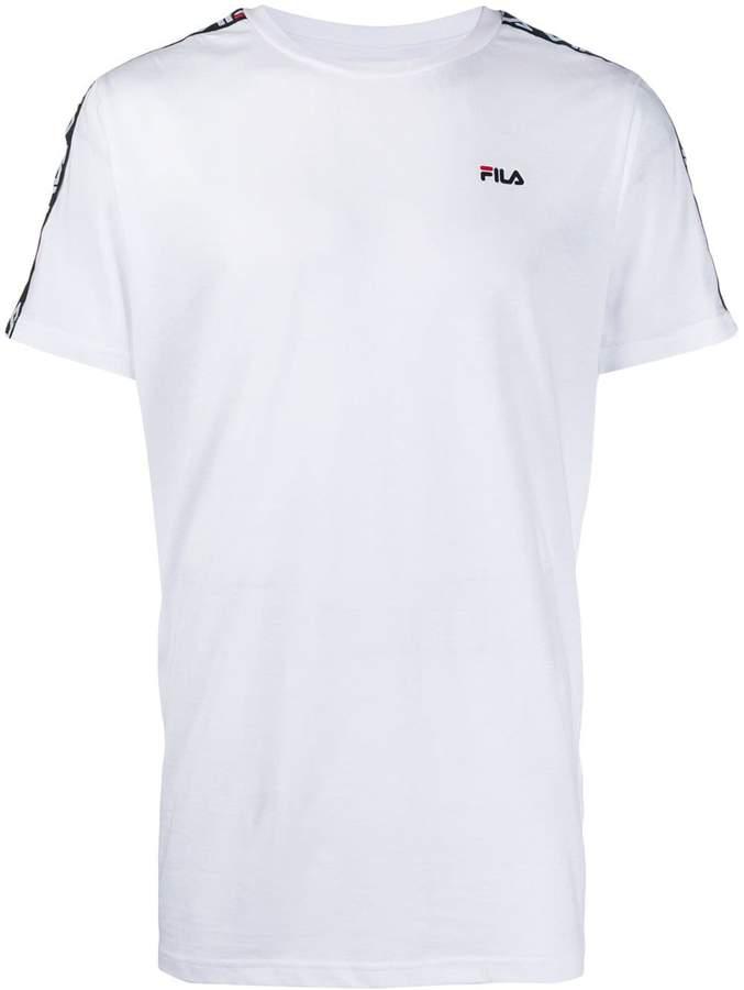 Fila logo print band T-shirt