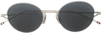 Thom Browne Eyewear Round-Frame Sunglasses