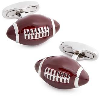 LINK UP Football Cufflinks