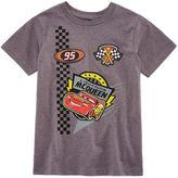 Disney Short Sleeve Cars T-Shirt-Big Kid Boys